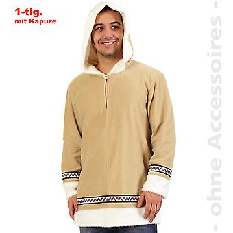 Eskimo costume Eskimo shirt men's tunic of Eskimo Inuit mens costume