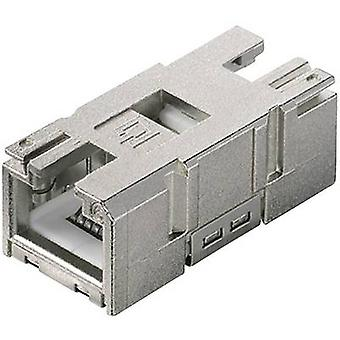 STX V1 RJ45 connector use cat.6 Connector, straight Number of pins: 8P8C J80029A0010 Telegärtner J80029A0010 1 pc(s)