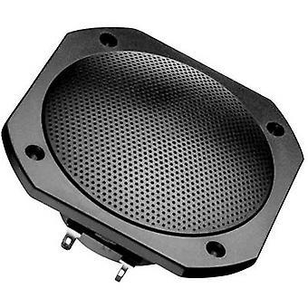 Flush mount speaker Visaton FRS 10 WP 50 W 8 Ω Bla