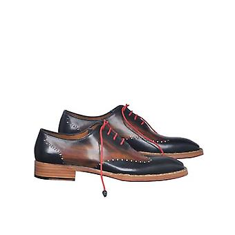 Handcrafted Premium Leather Afro B Oxford Shoe