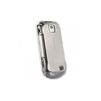 Samsung Intercept M910 Snap-On Hard Case (Clear)