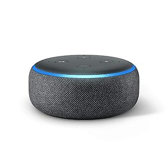 Amazon Echo Dot (3rd Generation) Smart Speaker with Alexa Charcoal Fabric