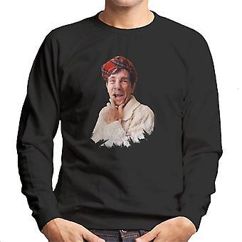 TV Times Norman Wisdom 1968 Men's Sweatshirt