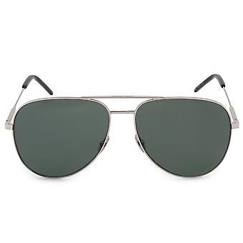 Saint Laurent Aviator Sunglasses SL11 020 59