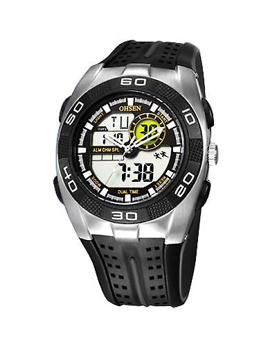 Waooh - Watch OHSEN AD0828 LCD Black