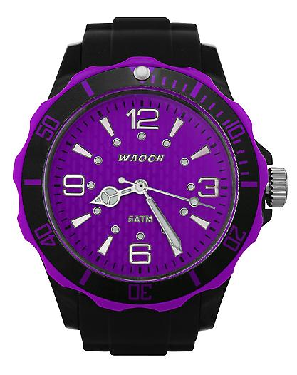 Waooh - Watch FC38e Bezel & Dial Color
