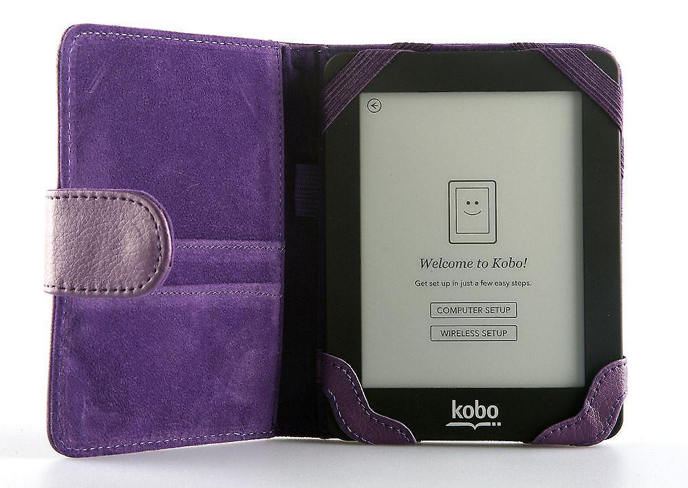 Odyssey cover for Kobo Mini lila