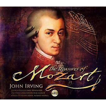 The Treasures of Mozart by John Irving - EMI Records Ltd. - 978023300