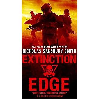 Utrotning kanten av Nicholas Sansbury Smith - 9780316558037 bok