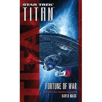 Titan - Fortune av kriger av David Mack - 9781501152009 bok