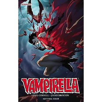 Vampirella - Forbidden Fruit by Jimmy Broxton - 9781524104504 Book