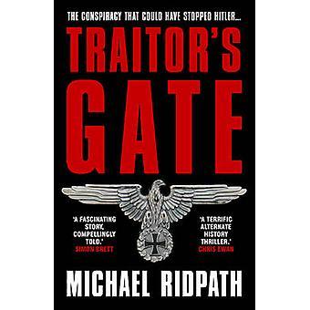 Puerta del traidor por Michael Ridpath - libro 9781781851821