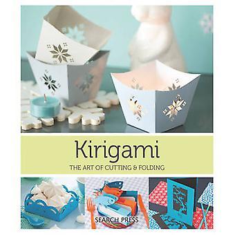 Kirigami - die Kunst des Schneidens und Papierfaltens von Marie Claire Idees