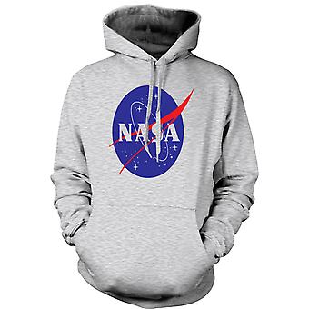Womens Hoodie - NASA Space Program - Sci Fi
