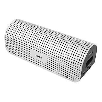 Bluetooth høyttaler 2x3W + 1x5W, sølv