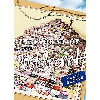O mundo do Postsecret por Frank Warren - livro 9780062339010
