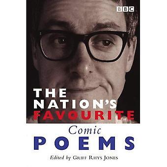 The Nation's favoriete komische gedichten: een selectie van humoristische vers