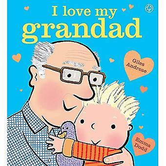 Jag älskar min farfar styrelse bok [styrelse bok]