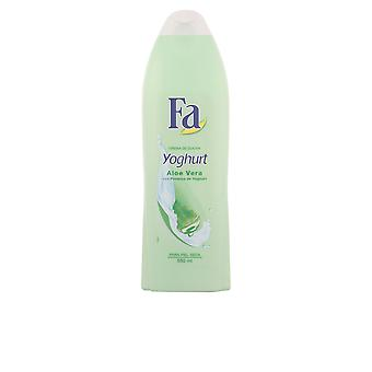 Fa Yoghurt And Aloe Gel Cremoso De Ducha 550ml Unisex New Sealed Boxed