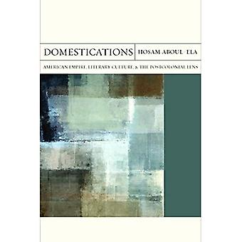 Domestications: American Empire, Literary Culture, and the Postcolonial Lens (FlashPoints)