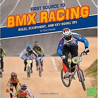 First Source to BMX Racing: Rules, Equipment, and Key Riding Tips (First� Sports Source)