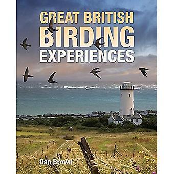 Expériences de l'ornithologie britannique grand