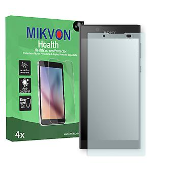 Sony Xperia L1 Screen Protector - Mikvon Health (Retail Package with accessories)