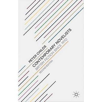 Contemporary Novelists  British Fiction since 1970 by Hutton & M.