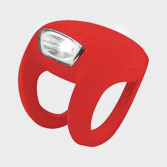 New Knog Frog Strobe Front Bike Light Cycling Accessory Red