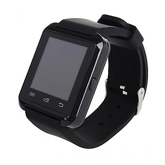 Stuff Certified ® Original U80 SmartWatch Android Smartphone Watch OLED Black