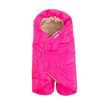 7 A.M. Enfant Nido Quilted Car-seat Baby Wrap - Large