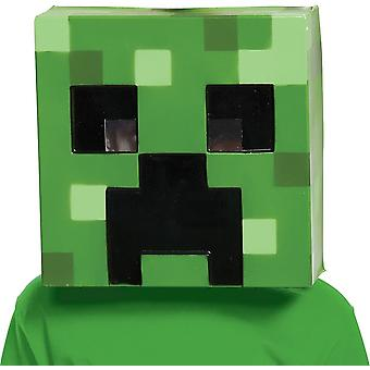 Minecraft Creeper Mask