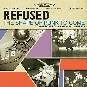 Refused - Shape of Punk to Come [Vinyl] USA import