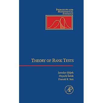 Theory of Rank Tests by Sidak & Zbynek