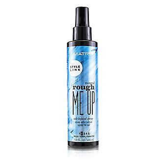 Matrix Style Link Mineral Rough Me Up Salt Infused Spray (hold 2) - 200ml/6.8oz