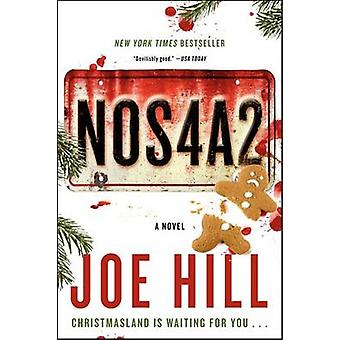 NOS4A2 by Joe Hill - 9780062200587 Book