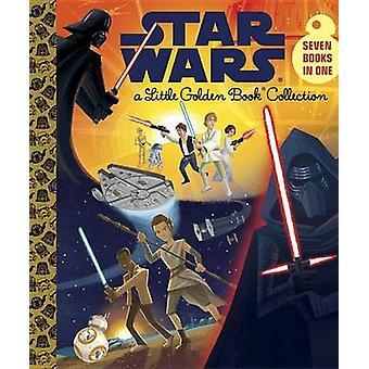 Star Wars Little Golden Book Collection (Star Wars) by Golden Books -