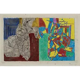 Jasper Johns - Regrets by Ann Temkin - Christophe Cherix - 97808707095