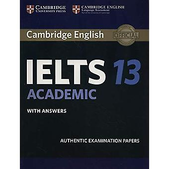 Cambridge IELTS 13 Academic Student's Book with Answers - Authentic Ex