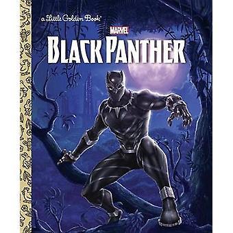 Black Panther Little Golden Book (Marvel - Black Panther) by Frank Ber