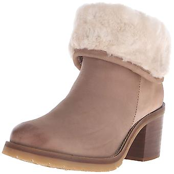 STEVEN by Steve Madden Womens Havek Suede Round Toe Ankle Cold Weather Boots