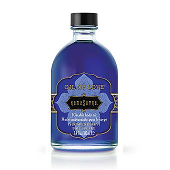Oil of Love kamasutra Sugared Berry Oil