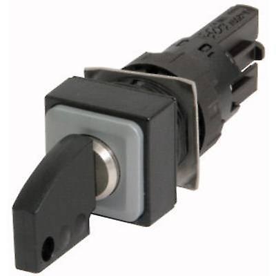 Key switch + anti-twist safeguard noir 2 x 45 ° Eaton Q18S3 1 pc(s)