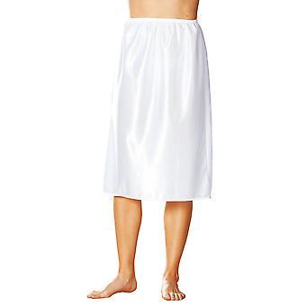 Ladies Womens Pack Of 3 Waist Slips Length 24 Inch