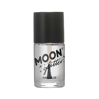 Glitter Nail Glue by Moon Glitter -Suitable for use with all glitters including fine, chunky, holographic, iridescent and bio