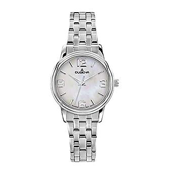 Women-stainless steel quartz watch Elegant Dugena 4460626