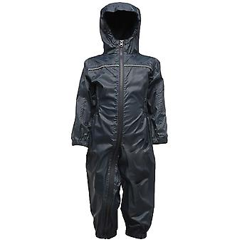 Kids Regatta Unisex Breathable Rain Suit