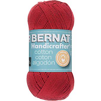 Handicrafter Cotton Yarn - Solids-Country Red 162101-1530