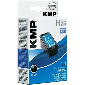 KMP Ink replaced HP 339 Compatible Black