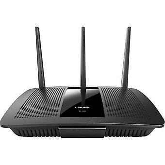 Linksys EA7500 WLAN router 2.4 GHz, 5 GHz 1.9 Gbit/s